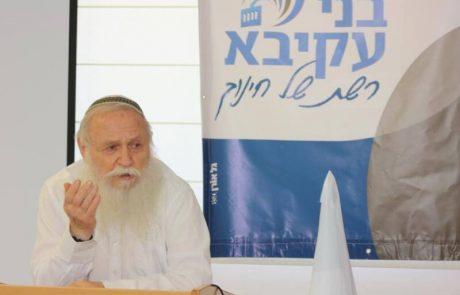 """הרב דרוקמן """"אנחנו חשים את פעימת הלב של עם ישראל"""""""
