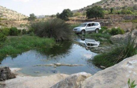 פסח בשומרון : טבע, מורשת ופעילויות למשפחה