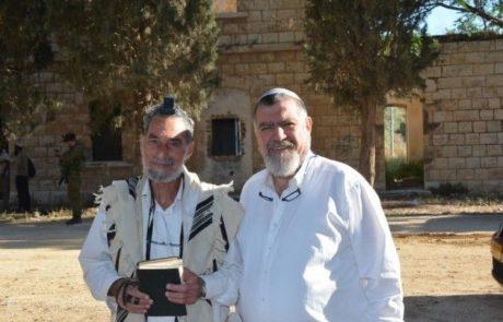 יום שחרור השומרון הוקדש לזכרו של הרב לוינגר