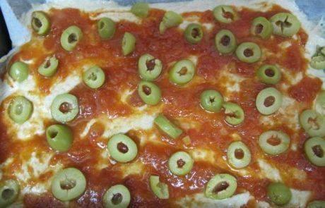 מה ילדים אוהבים לאכול? פיצה כמובן!