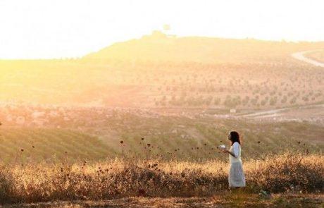 """""""תפילת חנה"""" ערב סליחות וניגונים בשילה הקדומה"""