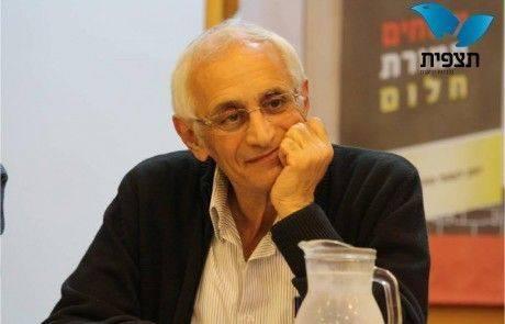 אורי אליצור הנחיל בנו אמונה: נעמוד באתגר המדינה האחת מהים ועד הירדן