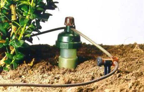 """""""שמר-לח"""" -לנצל את מי המזגן להשקיית צמחים"""
