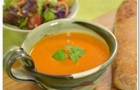 מתכון חורף – מרק דלעת אסייתי