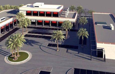 דריזין ביטוחים תבטח את פרוייקט מרכז חוף מגדל