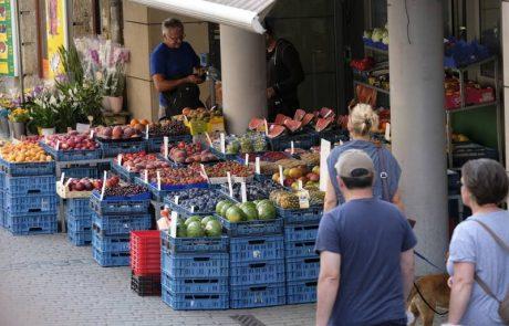 תמיכה בהיקף של כ- 20 מיליון ₪ לעידוד הפעלת שוקי איכרים בערים וביישובים